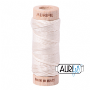 Aurifloss - 6-strand cotton floss - 2000 (Light Sand)